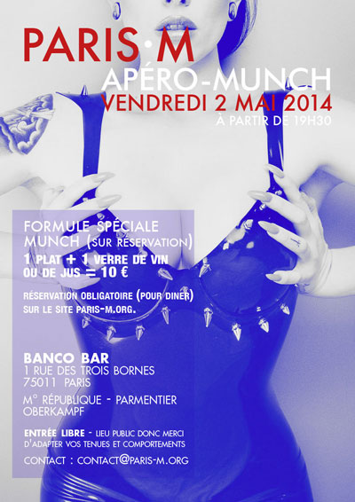Flyer Apé'rencontre n°26 - 20140502